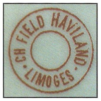 Ch Field Haviland Limoges China Patterns Field Wallpaper