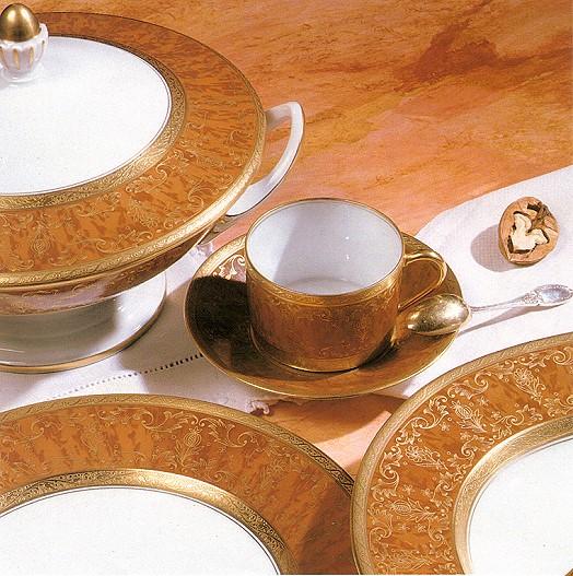 Luxury Dinnerware by Robert Haviland and C. Parlon - Mazarine