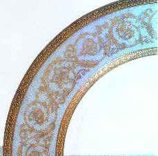 Limoges French dinnerware Edith by Robert Haviland & C. Parlon