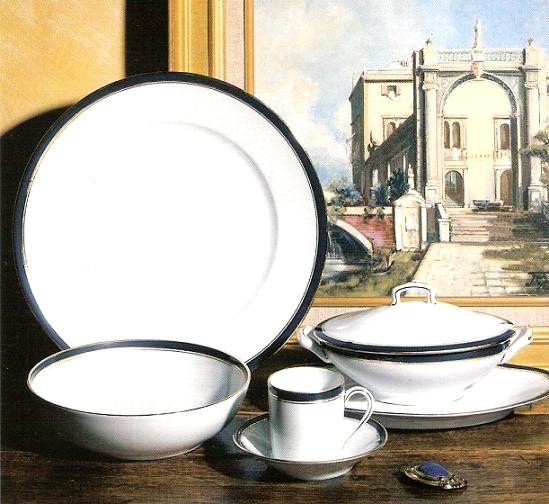 Limoges porcelain by Robert Haviland and C. Parlon - Ambassade