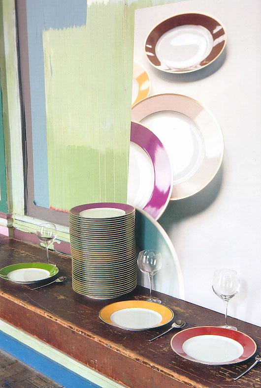 Arc-en-Ciel Robert Haviland & C. Parlon - Limoges Dinnerware