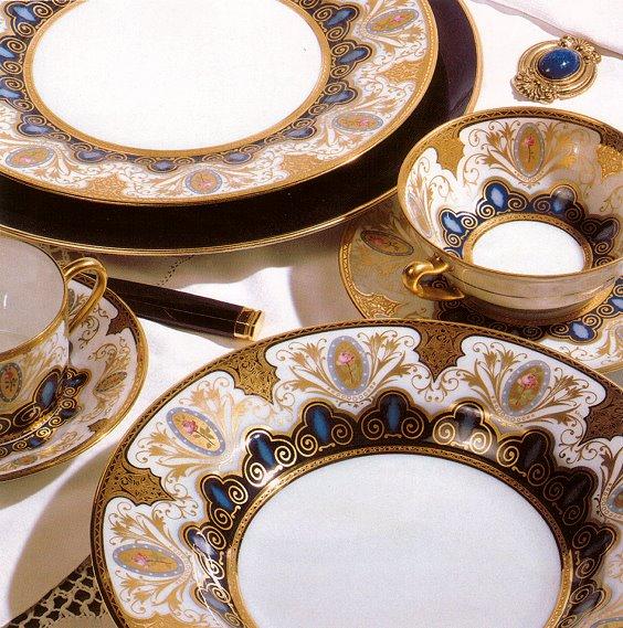 sheherazade by Robert Haviland u0026 C. Parlon from the Recamier collection & Designer Dinnerware|Robert Haviland u0026 C. Parlon|Sheherazade