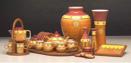 Artesa Ceramic Handpainted Dinnerware
