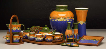 Artesa handpainted ceramic dinnerware :  dinnerware artistic ceramic dinnerware outdoor dinnewares